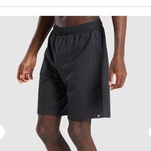 NEW gymshark men's shorts black M